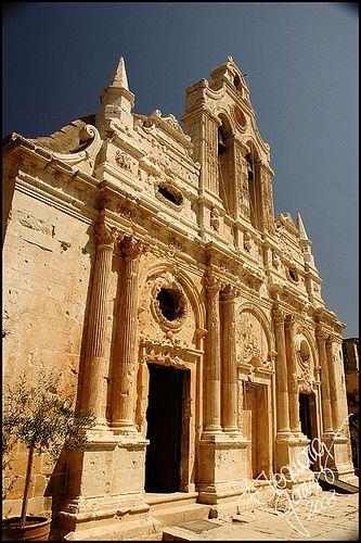 Arkadi Monastery, Rethymnon, Crete