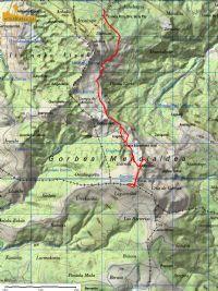 Ruta: Pagomakurre -Gorbeia (Parque Natural de Gorbeia)