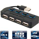 Wow I would love a  Sabrent 4-Port USB 2.0 Hub with Individual Power Switches and LEDs (HB-UMLS) / http://thesenews.com/sabrent-4-port-usb-2-0-hub-with-individual-power-switches-and-leds-hb-umls/