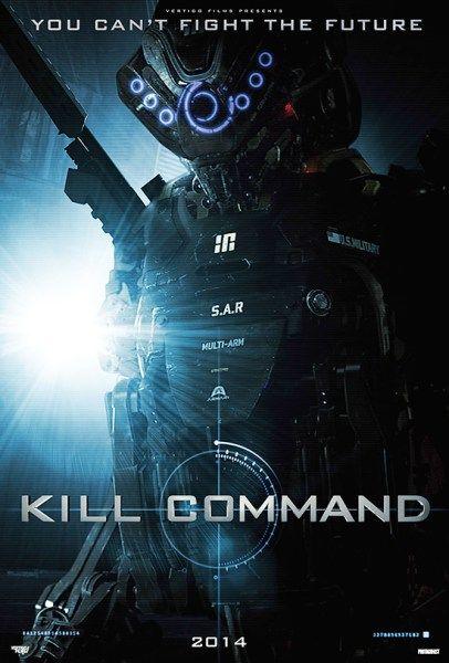 Kill Command / Идентификация (2016)