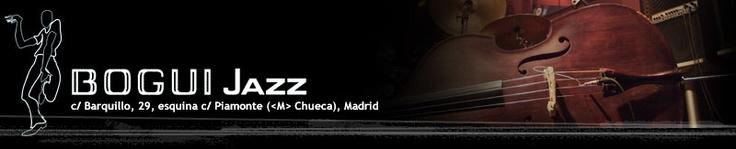 Bogui Jazz - Club Jazz Madrid