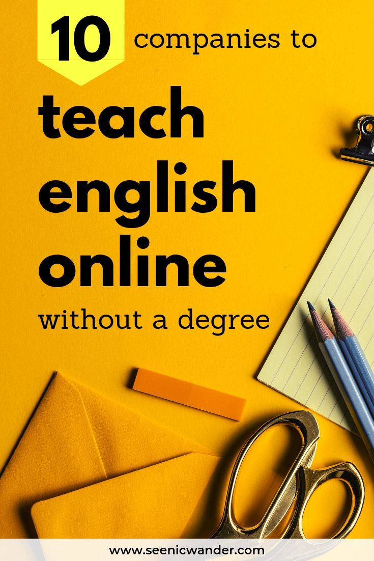 8 Websites Where You Can Teach English Online Without A Degree