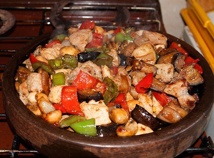 Sach - Bulgarian Traditional Food