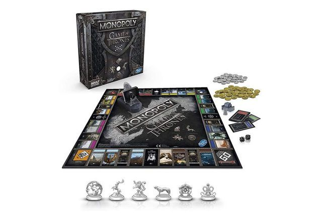 Game Of Thrones Monopoly Monopoly Monopoly Game Toys Shop