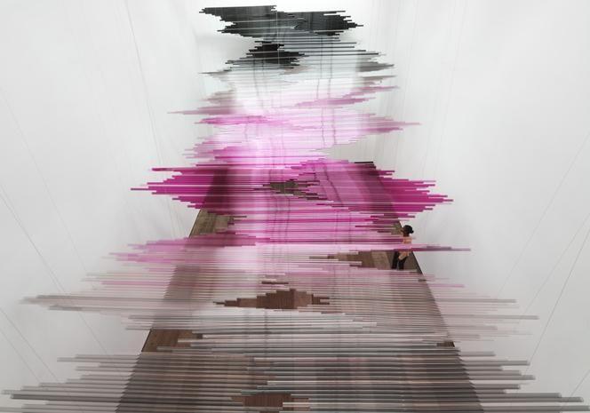 Teresita Fernández - Artists - Lehmann Maupin