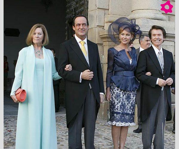 Boda de Amelia Bono y Manuel Martos