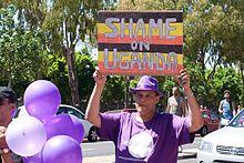 Uganda Anti-Homosexuality Act, 2014 - Wikipedia