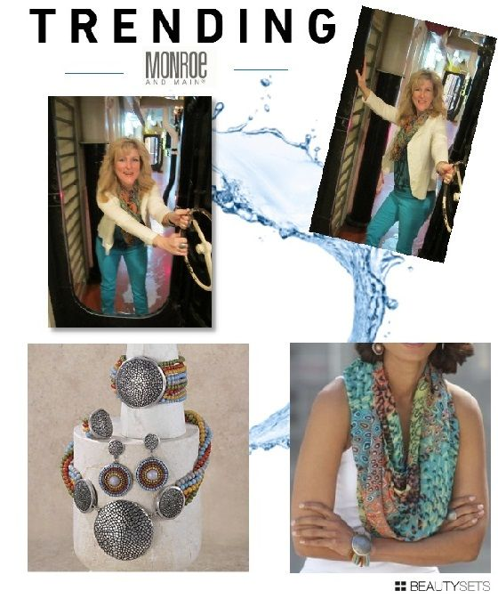 Monroe and Main is our  Pinterest Board featured company  for the Spring Fashioniosta Events Giveaway.  Visit this post: http://stillblondeafteralltheseyears.com/2013/03/take-me-to-sea-outfits-modeled-by-women-over-45/ @Monroeandmain