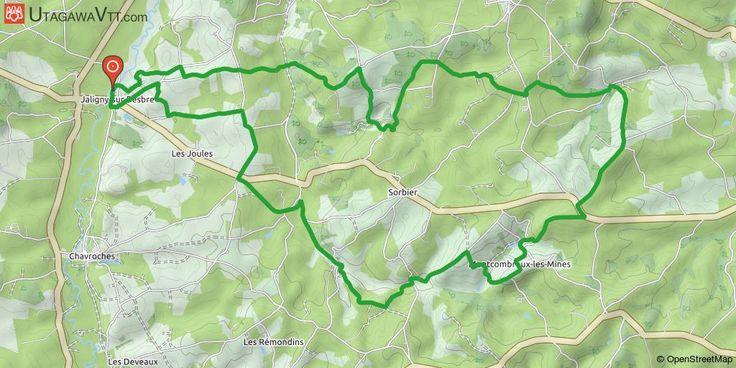 [Allier] Kapevelo 2017 - 30 km Parcours VTT du Raid Multisports Kapevelo organisé le 03/06/2017 à Jaligny-sur-Besbre.  Parcours réalisé en 1h39, roulant donc mais sympa. Il se déroule dans un coin de l'Allier où peu ou pas de traces sont enregistrées.