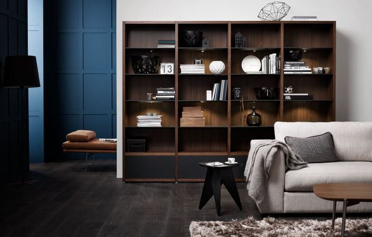 Modern Living Room Furniture From Boconcept Project