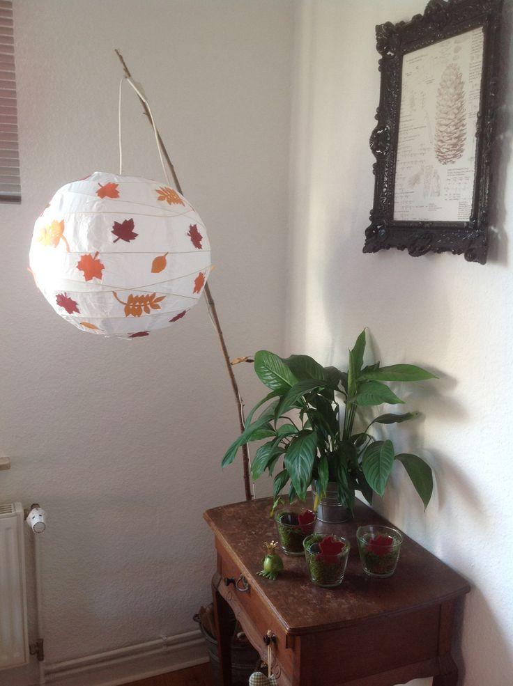 Herbstlampion