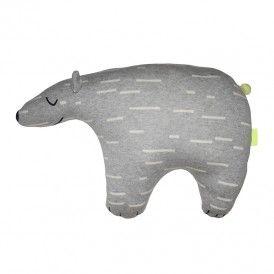 Polar Bear Knut Cushion OYOY
