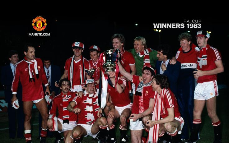 FA Cup Winners 1983