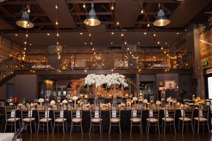 Top 12 Warehouse Wedding Venues in the NC Triangle - the cookery