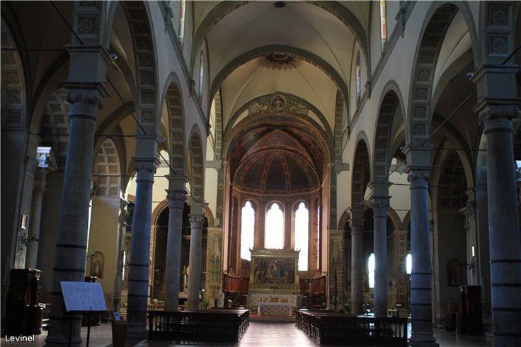 Базилика Сан-Клементе ин Санта-Мария деи Серви ( Basilica di San Clemente in Santa Maria dei Servi )