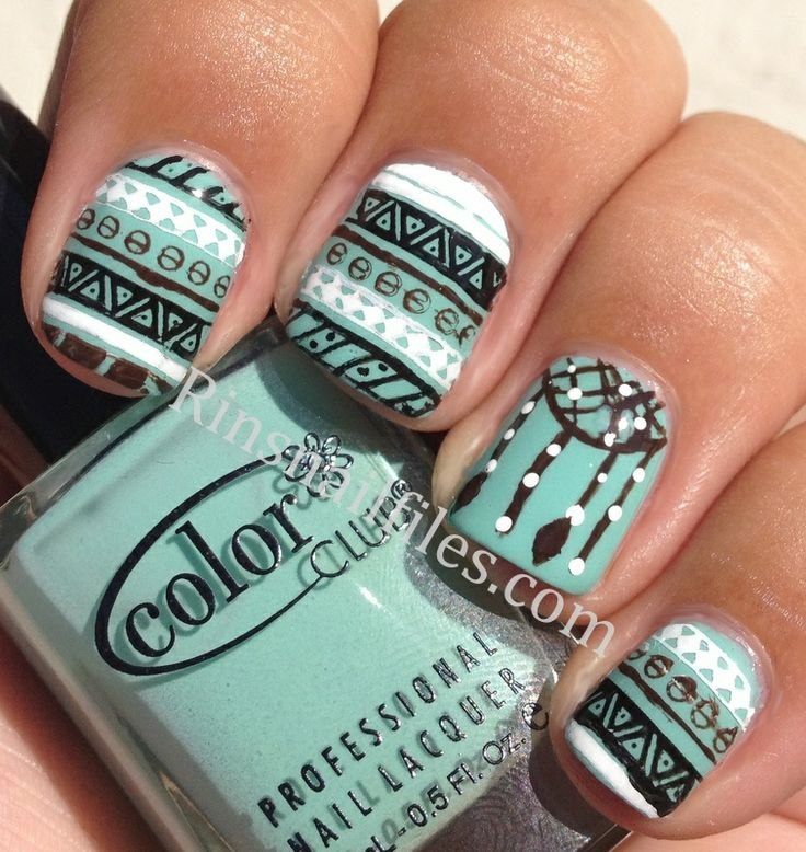 181 best Nail designs and tutorials images on Pinterest | Make up ...
