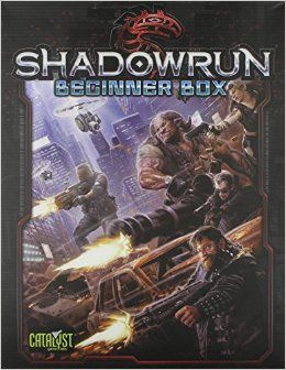 Simple starting rules for Shadowrun 5th Edition