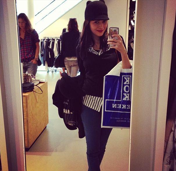 H&M Hat by bela padilla. LOVE IT