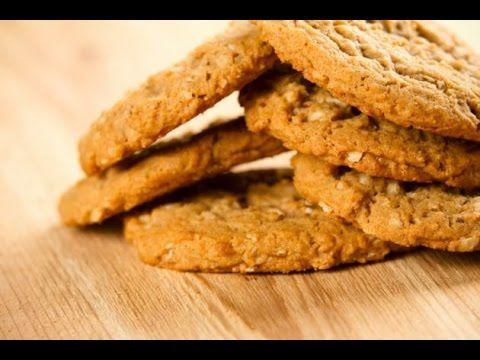 Galletas fáciles para bebes de avena, manzana y zanahoria - YouTube