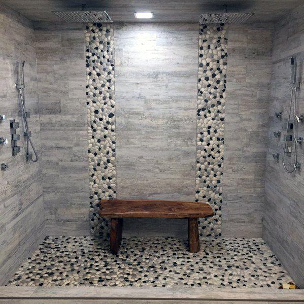 Top 50 Best Shower Bench Ideas Relaxing Bathroom Seat Designs Wood Shower Bench Shower Bench Bathroom Seat