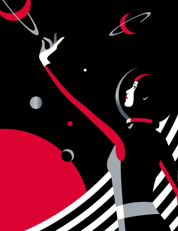 Galaxy — Malika Favre