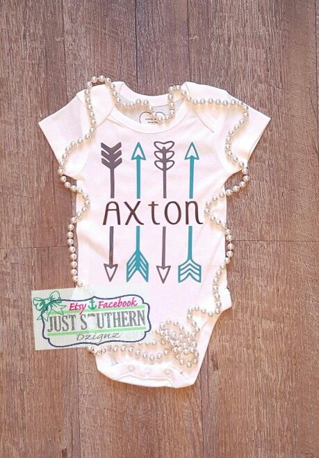 Best 25 southern baby boy names ideas on pinterest southern boy arrow name baby onesie toddler tshirt turquoise charcoal grey custom unisex boy showerbaby shower giftsgirl negle Image collections