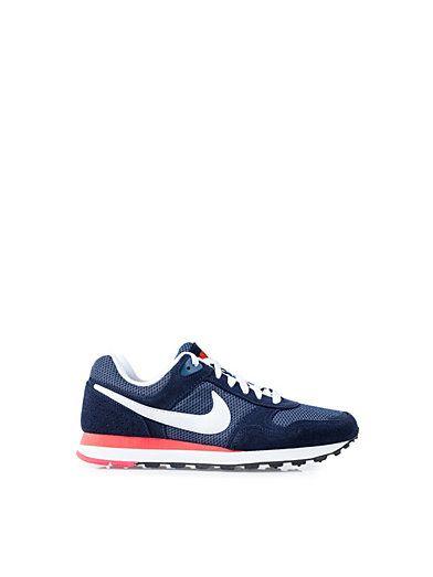 Nike Md Runner - Nike - Blå - Träningsskor - Sportkläder - Kvinna - Nelly.com