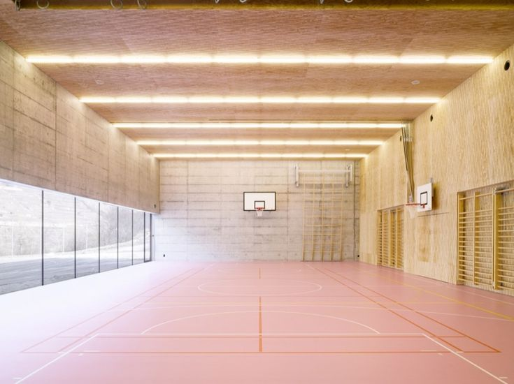 Bovernier Primary School Extension by Bonnard Woeffray Architectes