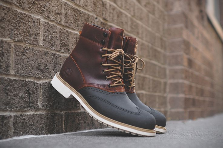Timberland Stormbuck Duck Boots | Steel toe, waterproof, & stylin. What more do you need? | $195 at Timberland.com