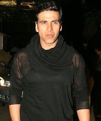 Akshay Kumar doesn't like size zero heroines!