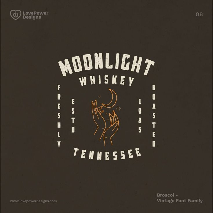 Pin By The Kinship Small Business C On Ms Branding In 2020 Logo Design Inspiration Branding Whiskey Logo Vintage Fonts