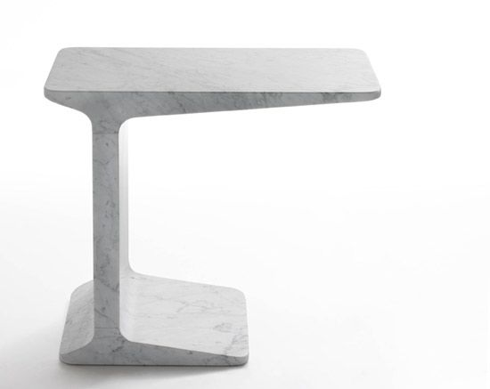marsotto edizioni at milan design week 2010 marmo arredi sedute tavolino