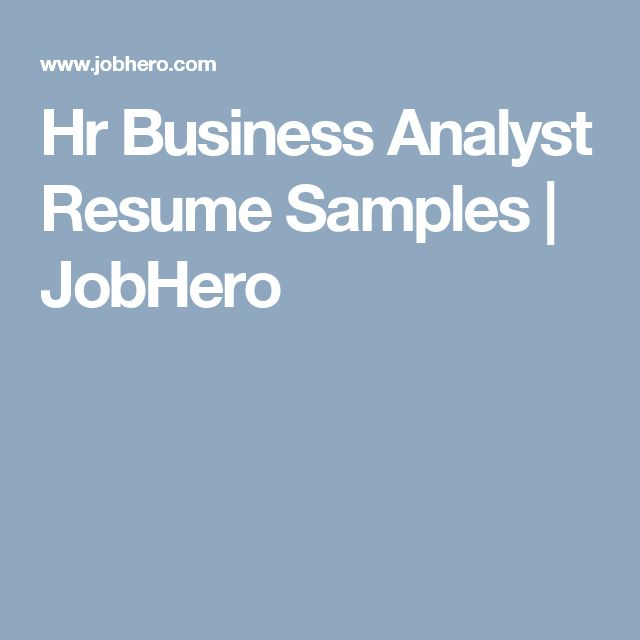 25+ beste ideeën over Business analyst op Pinterest - Microsoft - business analyst resume samples