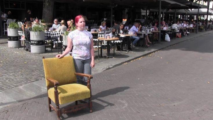 De Lege Stoel (Empty Chair) Deel 93 Contemporary Art Project