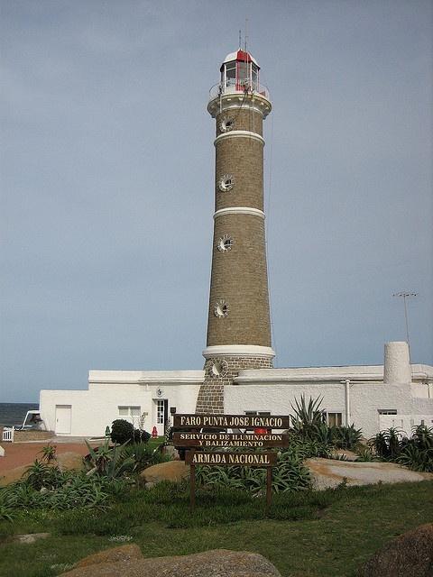 Uruguay_ Faro Punta Jose Ignacio by elsolgr, via Flickr
