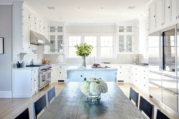 Daily Features — Dering Hall - 12 All White Interiors that Deliver a Fresh Look