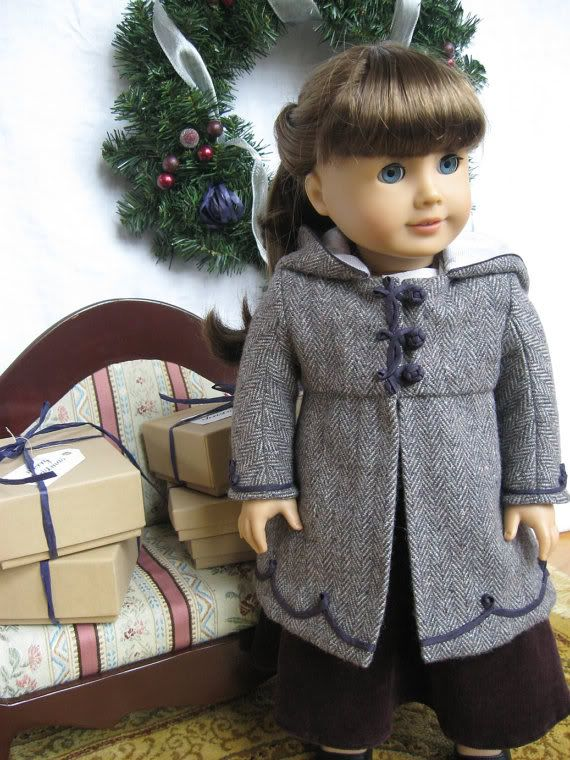 The Doll Wardrobe: Melody Valerie Outerwear For Sale!