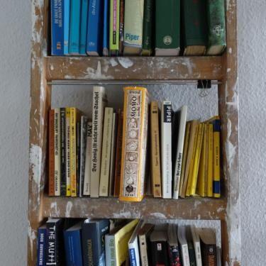 Leiter Bücher Regal Chebby voll Holz in Berlin - Charlottenburg | Regale gebraucht kaufen | eBay Kleinanzeigen