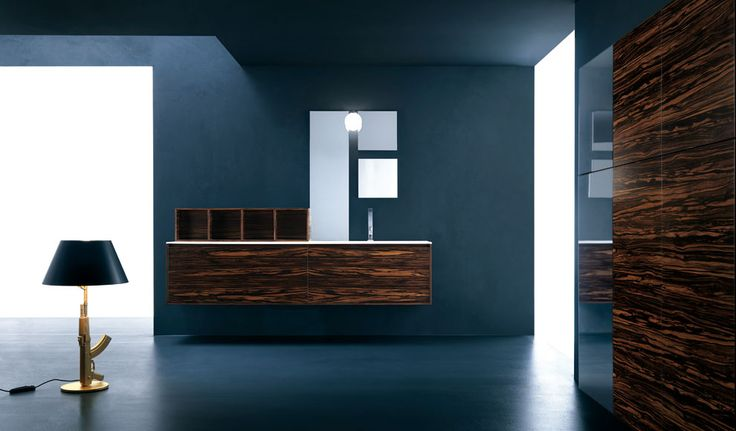150 best arredo bagno design images on pinterest stiles modern and bathtubs - Coordinati bagno ...