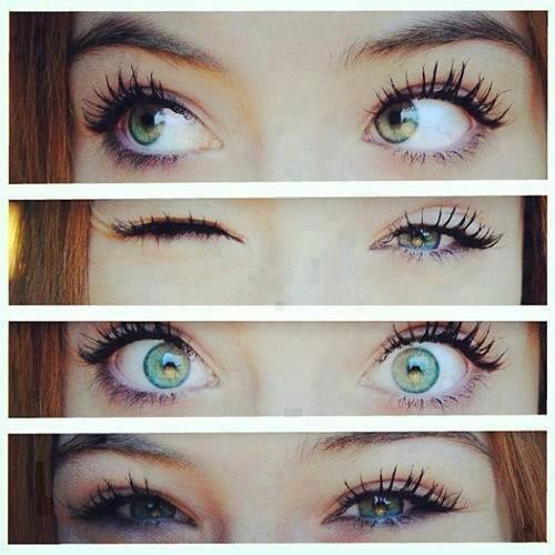 Las 25 mejores ideas sobre sombra de ojos verde en - Colores verdes azulados ...