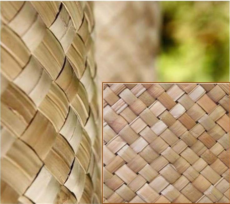 Details about Cabana Fine Weave Matting Roll Commercial Grade-Tiki Bar Wall covering -2 Sizes ...