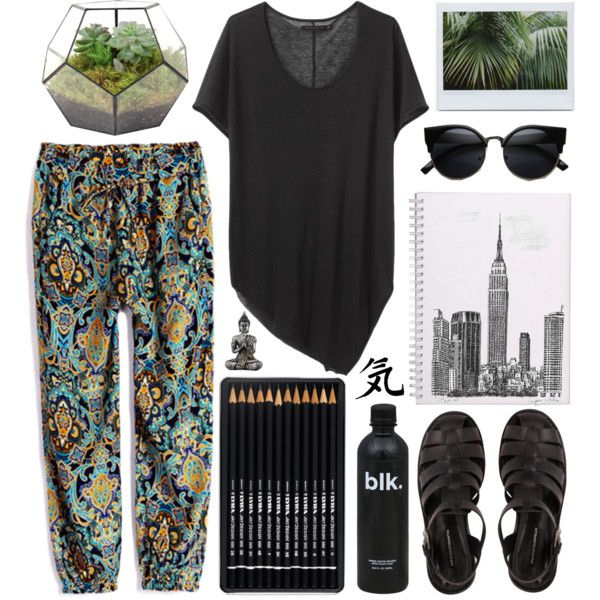 Boho boho pants and polyvore - Nine must have things for a couple to be happy ...