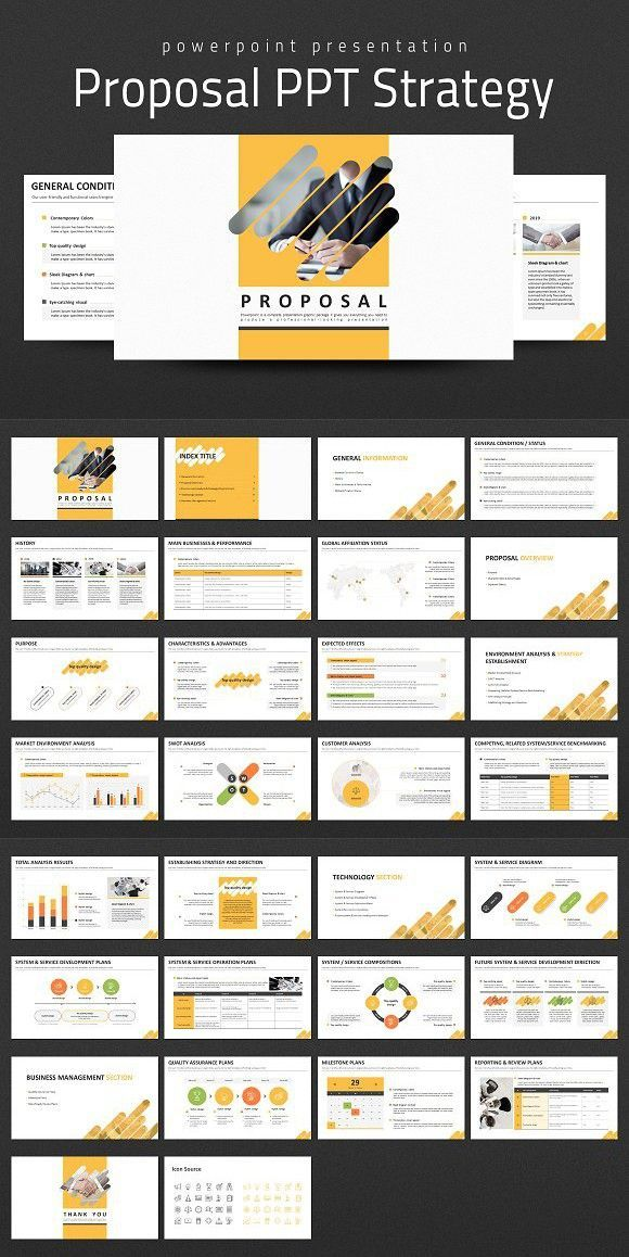 business proposal strategy ppt website design presentation slides