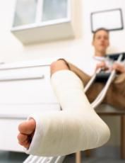 The possible injuries that can happen to you while playing sports.