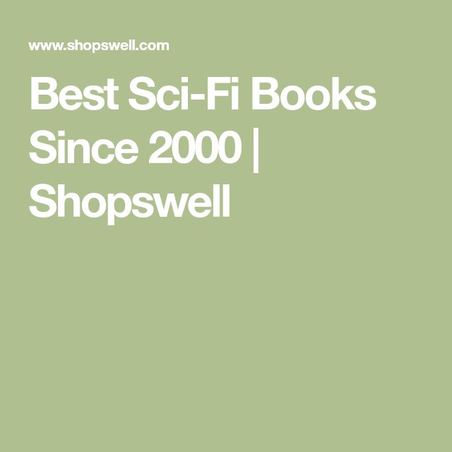 Best Sci-Fi Books Since 2000 | Shopswell