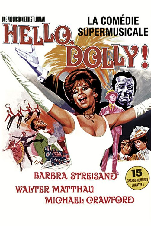Watch->> Hello, Dolly! 1969 Full - Movie Online