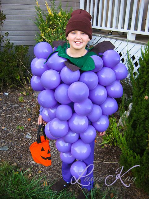 halloween costume grapes - Google-søgning