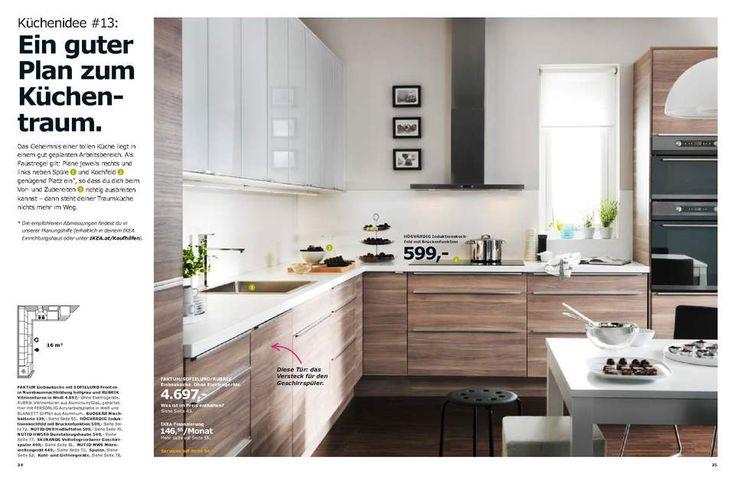 Küchen \ Elektrogeräte - Seite 18 Kitchen Inspiration - k chenzeile mit elektroger ten ikea