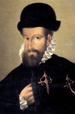 Francisco Pizarro.