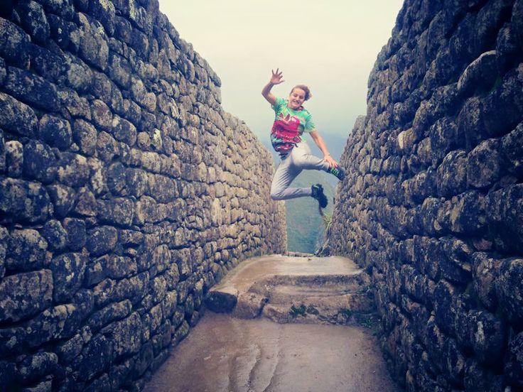 Inka lost city Peru Machu Pichu nothing is impossible